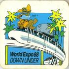 Item #005 Expo Oz Monorail Coaster x 1 : Foundation Expo '88 Collection