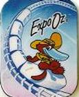 Item #002 Expo Oz Monorail Magnet x 1 : Foundation Expo '88 Collection