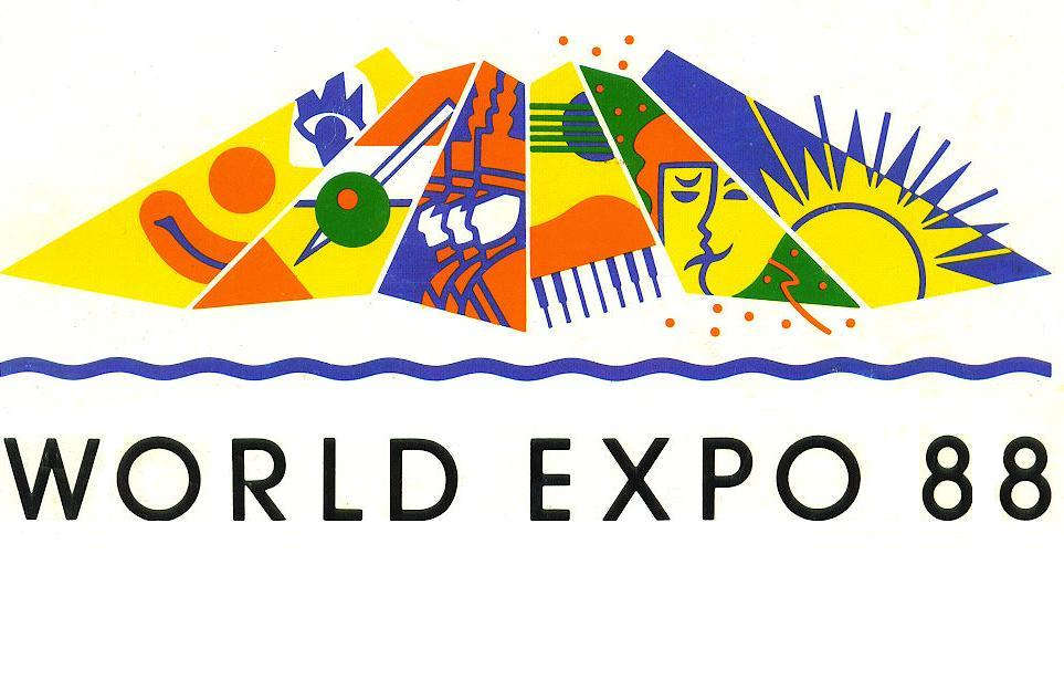 World Expo '88 Sunsails